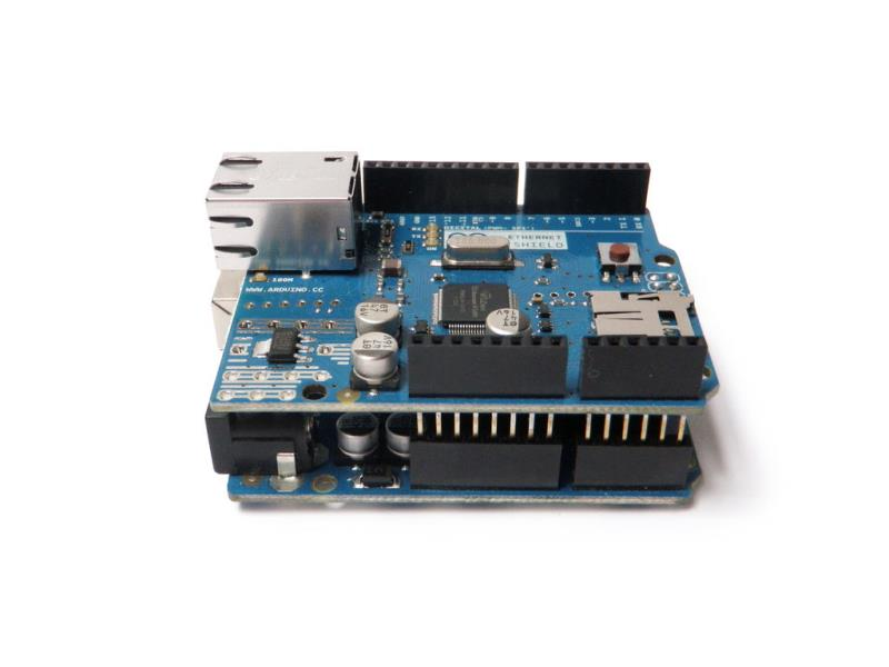 Ethernet shield на Arduino
