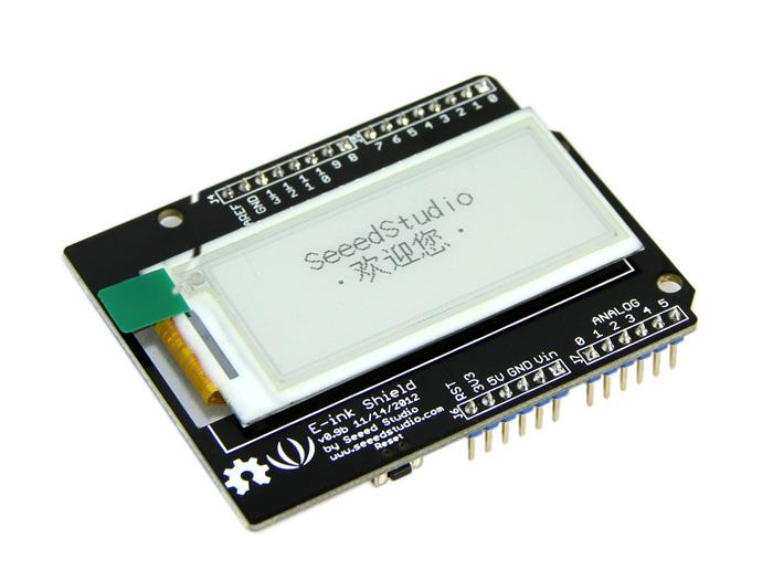 E-Ink Shield