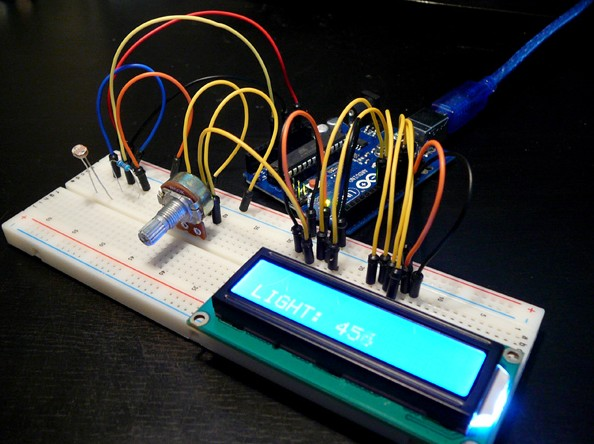 Interfacing LCD to Arduino-Tutorial to Display on LCD