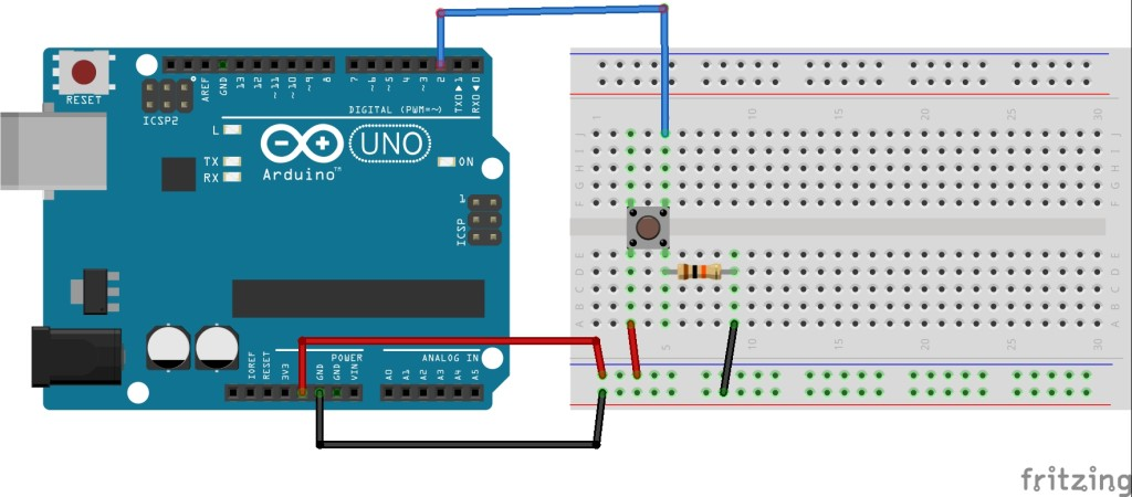 Arduino_Button