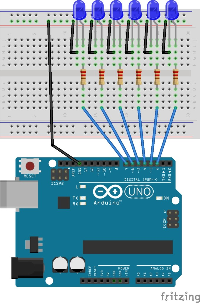 Arduino_LED_Array